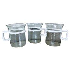 Bodum Bistro White Bistro Coffee Cup Set