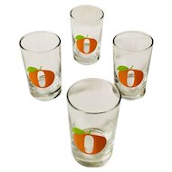 Libbey Orange Juice Glass Set