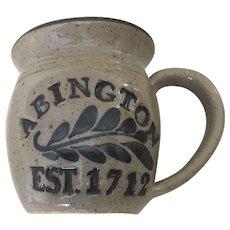 Westerwald Abington Pottery Mug