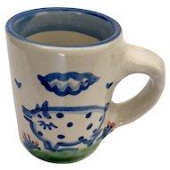 M.A. Hadley Pig Mug