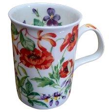 Roy Kirkham Wild Flowers Mug