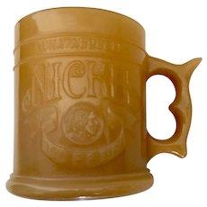 Whataburger Buffalo Nickel Coffee Mug