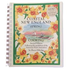 Coastal New England Spring Cooking by Sherri Eldridge
