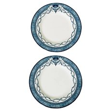 Queen's China Royal Palaces Salad Plates