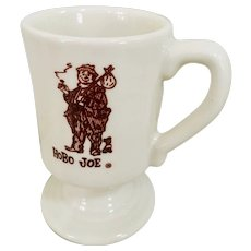 Vintage Hobo Joe's Coffee Mug