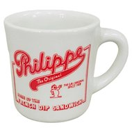 Philippe the Original Home of the French Dip Sandwich Coffee Mug