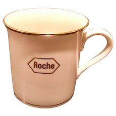 Roche Pharmaceuticals Coffee Mug By Lenox