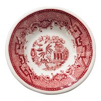 Jackson China Cooks Hotel Restaurant Supply Red Willow Dipping Dish