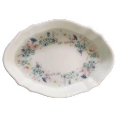 Wedgwood China Angela Pattern Trinket Dish