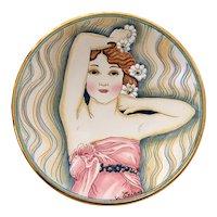 La Belle Femme Series Gigi Plate