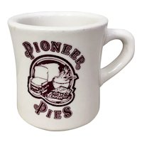 Pioneer Pies Mug Ultima China Restaurant Ware