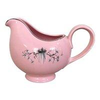 Taylor Smith Taylor Smith Taylor Dwarf Pine Pink Creamer & Berry Bowl Set
