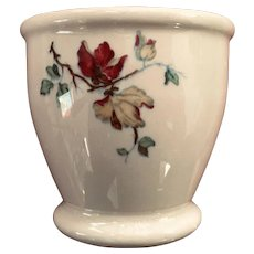 Mayer China Rosedale Pattern Double Egg / Custard Cup