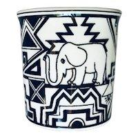 Villeroy & Boch Wonderful World Timbuktu Elephant Coffee Mug
