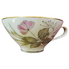 Rosenthal Parisian Spring Ivory Flat Cup