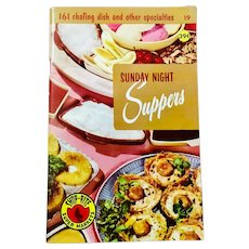 Culinary Arts Institute Sunday Night Suppers