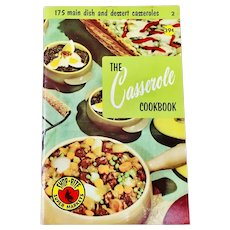 Culinary Arts Institute Casserole Cookbook