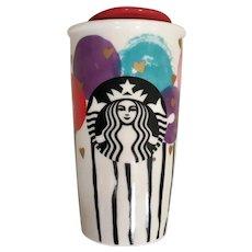Starbucks Valentines Day Travel Mug
