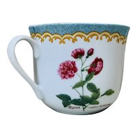 Kent Pottery Rosa Indica Dichotoma Large Coffee Cup