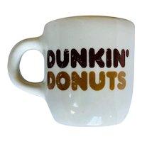 Vintage Dunkin' Donuts Mug