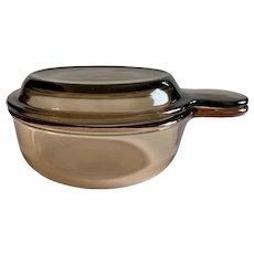 Corning Ware Vision 1 5 Quart Sauce Pan With Lid
