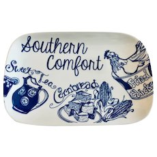 Southern Comfort Hospitality Serving Dish
