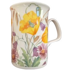 Roy Kirkham English Meadow Fine Bone China Mug