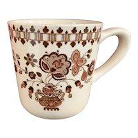 Johnson Brothers Jamestown Brown Mug