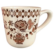 Johnson Brothers Jamestown Brown Mug