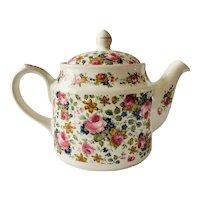 Sadler Olde Chintz Teapot
