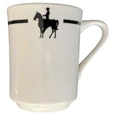 Jackson China Gaucho / Cowboy Mug Western Restaurantware