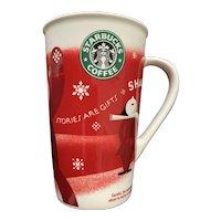 Starbucks Stories are Great Christmas Mug