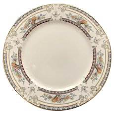 Mikasa Cambridge Pattern Chop Plate Japan