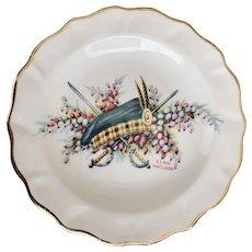 Duchess China Clan Macleod Vanity Tray Ashtray Pin Trinket Dish