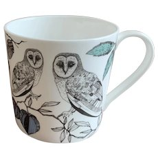 McLaggan Smith Owl Mug