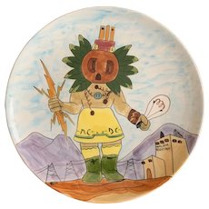 Joule Kachina of Electricity Wilson Electric Plate