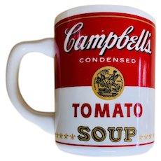 Vintage Campbell's Tomato Soup Mug USA