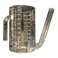 Vintage Catamount Glass 2 Cup Gravy Separator Beaker USA