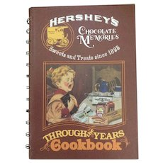 Hershey's Chocolate Memories Through the Years Cookbook 1982