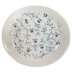 Johnson Brothers Lace Pattern Dinner Plate
