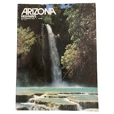Arizona Highways Magazine September 1979 Vol 55, No 9