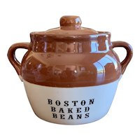 Boston Baked Beans Pot by the Pot Shop Hanover Station
