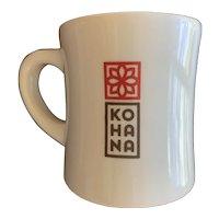 Kohana Coffee Mug