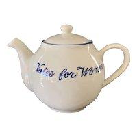 Votes for Women Teapot