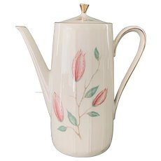 Winterling Bavaria Tulip Teapot Pattern 124
