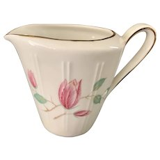 Winterling Bavaria Tulip Creamer Pattern 124