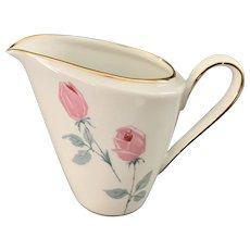 Alka Kunst Bavaria Rose Creamer Hobby Pattern