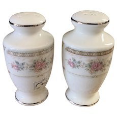 Treasure Chest Lorraine Salt & Pepper Set
