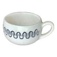 Metlox Poppytrail Aztec Flat Cup