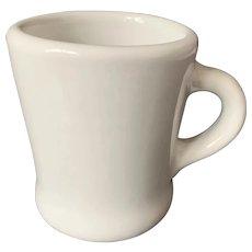 Caribe China White Restaurant Ware Mug